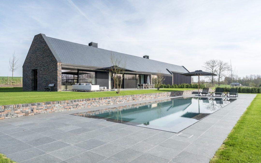 Modern landhuis, Beauvechain