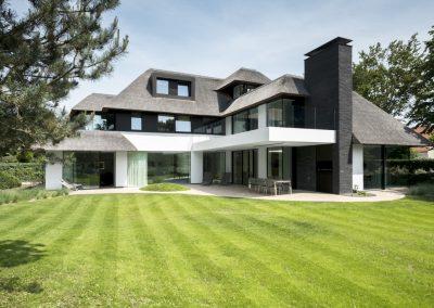 Architectenwoning, Knokke