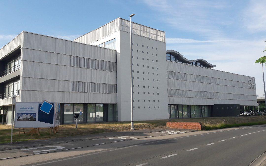 Eon Zeon kantoorgebouw, Waregem
