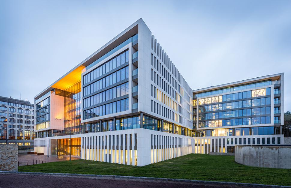 Ferrero hoofdkantoor, Luxemburg