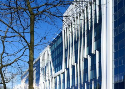 SEVEN kantoorgebouw, Brussel