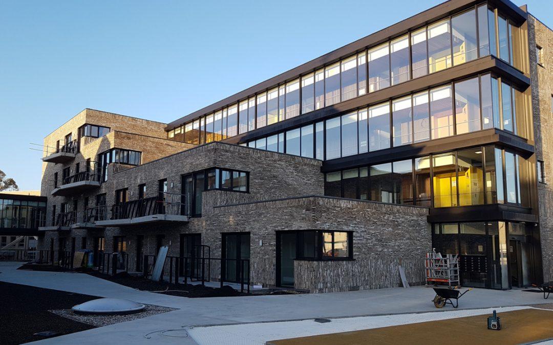 OCMW Woonzorgcentrum, Halle