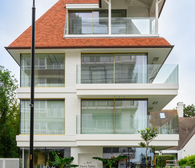 Cottage residentie, Knokke-Het Zoute