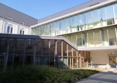 School Sint-Lievenspoort, Gent