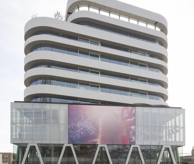 DPG Media hoofdzetel, Antwerpen